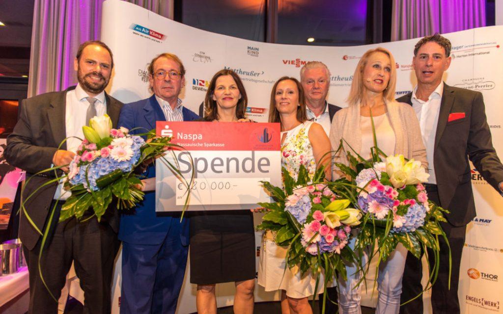 Benefiz-Golf-Gala des Frankfurter Businessclubs 2017